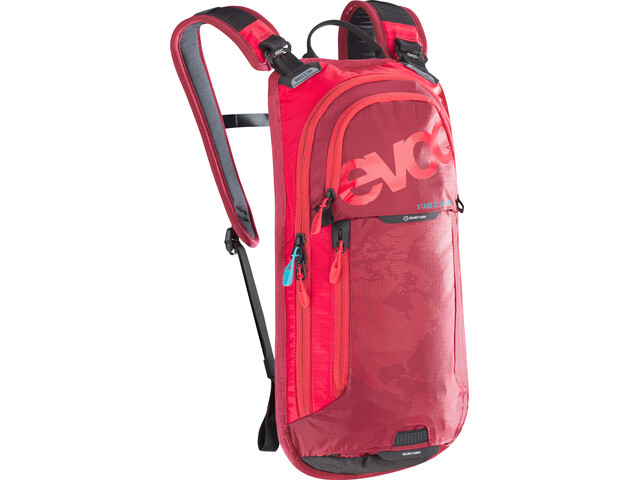 EVOC Stage Team Technical Performance Pack 3 L red-ruby